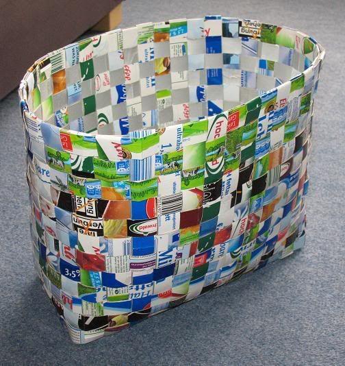 tetrapack bag reciclaje pinterest gelassenheit. Black Bedroom Furniture Sets. Home Design Ideas