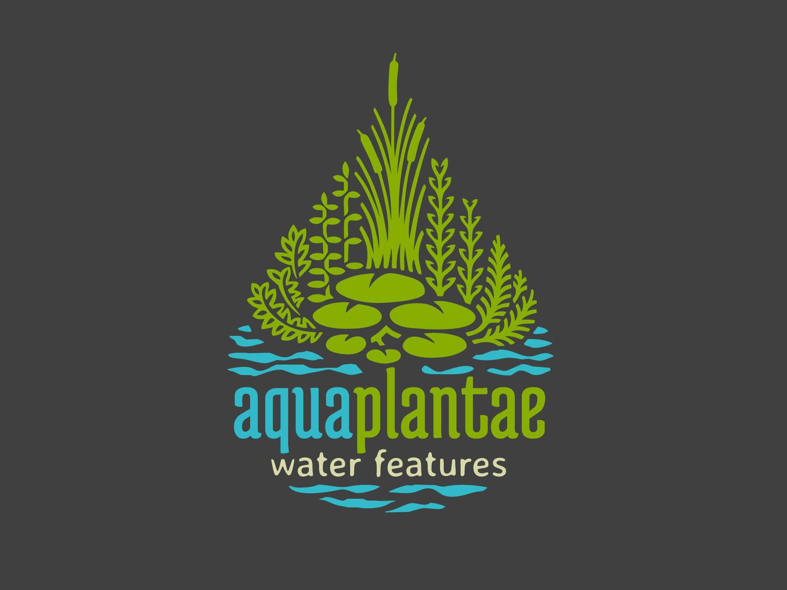 Aquaplantae Plant Logos Aquascape Water Features