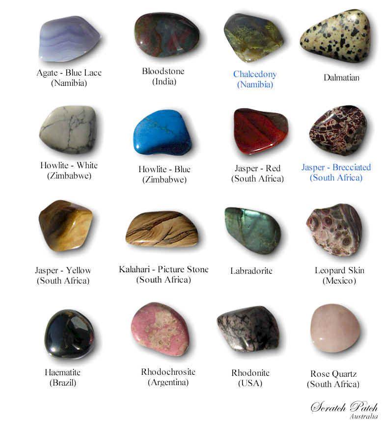 gemstones minerals crystals on crystals