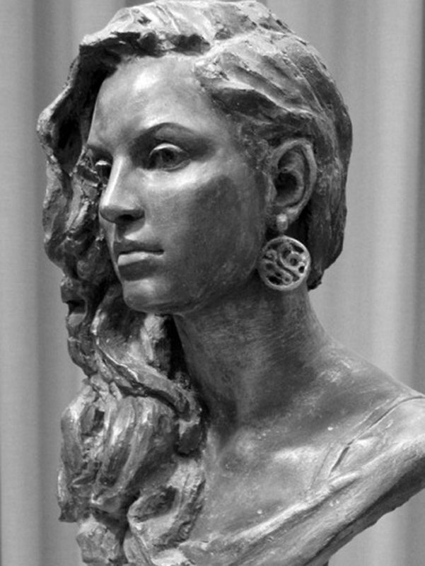 Портрет | Скульптурный портрет #greekstatue