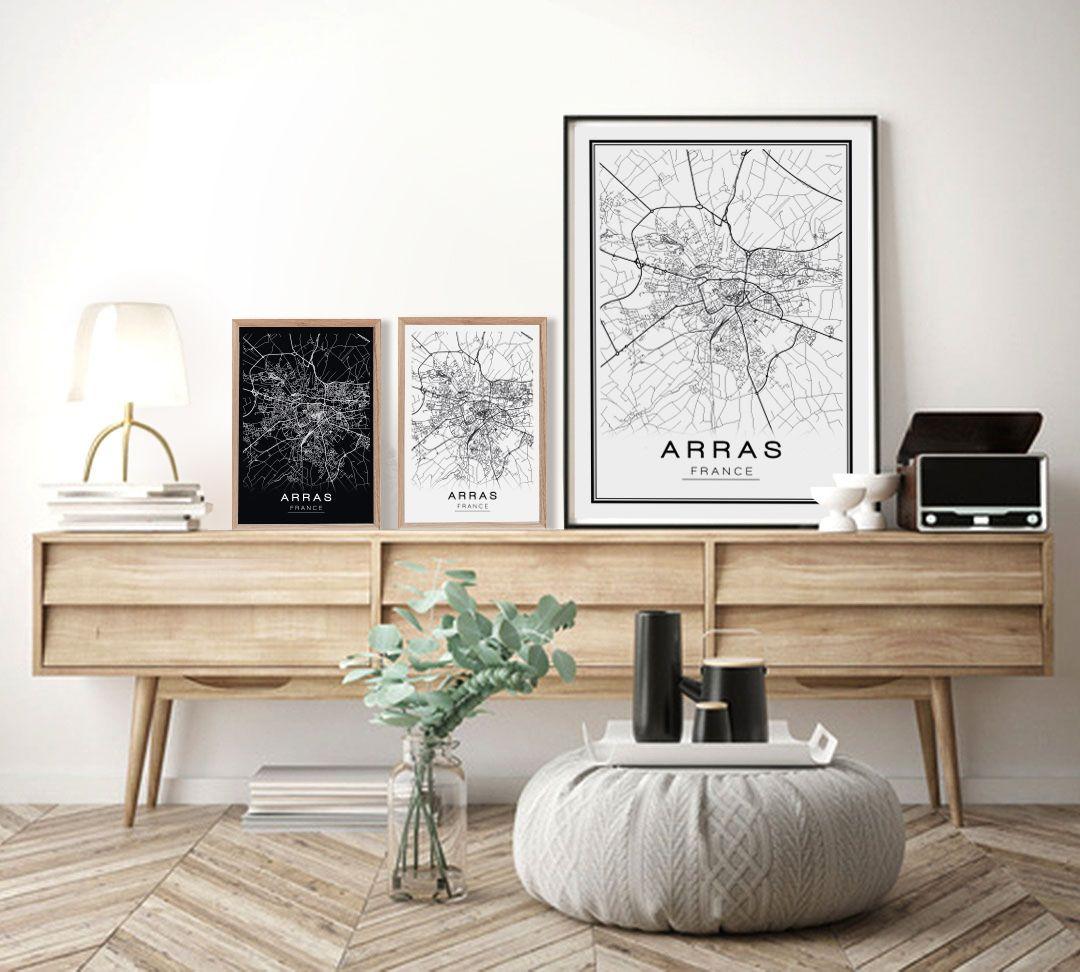 Notre Collection D Affiches Map S Agrandit Avec L Affiche Map Arras Dispo En 2 Decoration Maison Styles De Decoration Interieure Decoration Interieure Cuisine