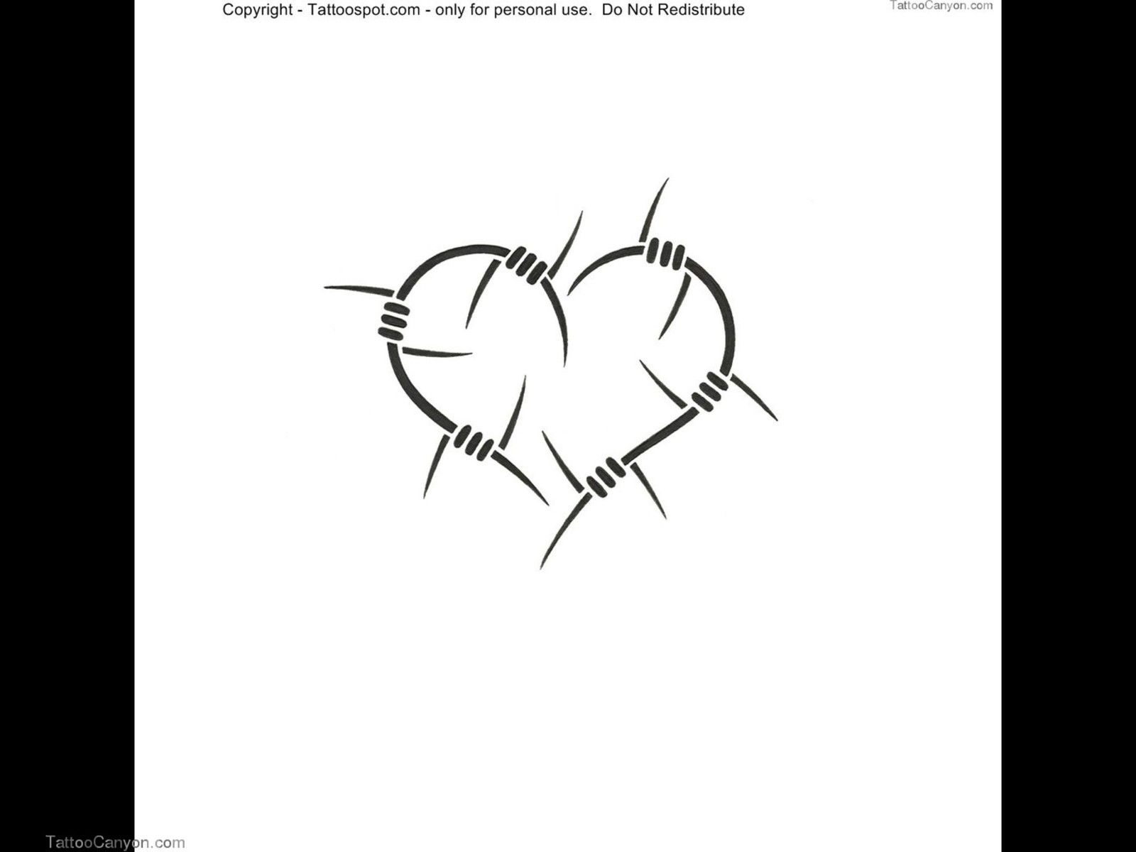 2964 barbed wire design 1 barb tattoo designs free tattoo design ...