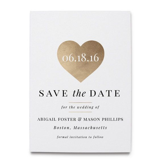 Wedding Website Password Ideas: 13 Etsy Wedding Invite Templates