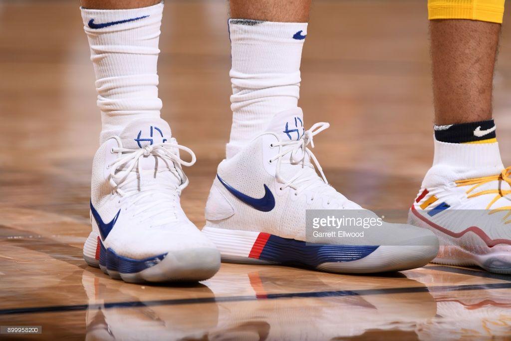 311422020 News Photo : Sneakers of Ben Simmons of the Philadelphia 76ers ...