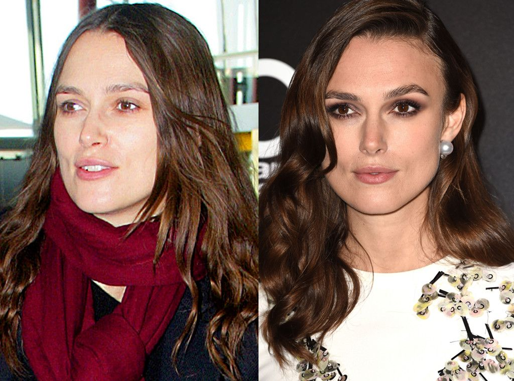 Keira Knightley From Stars Without Makeup Sofia Vergara No Makeup Without Makeup Celebrity Look