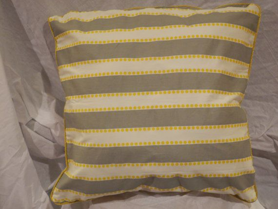 Stripes of Gold by seeratts on Etsy, $44.99