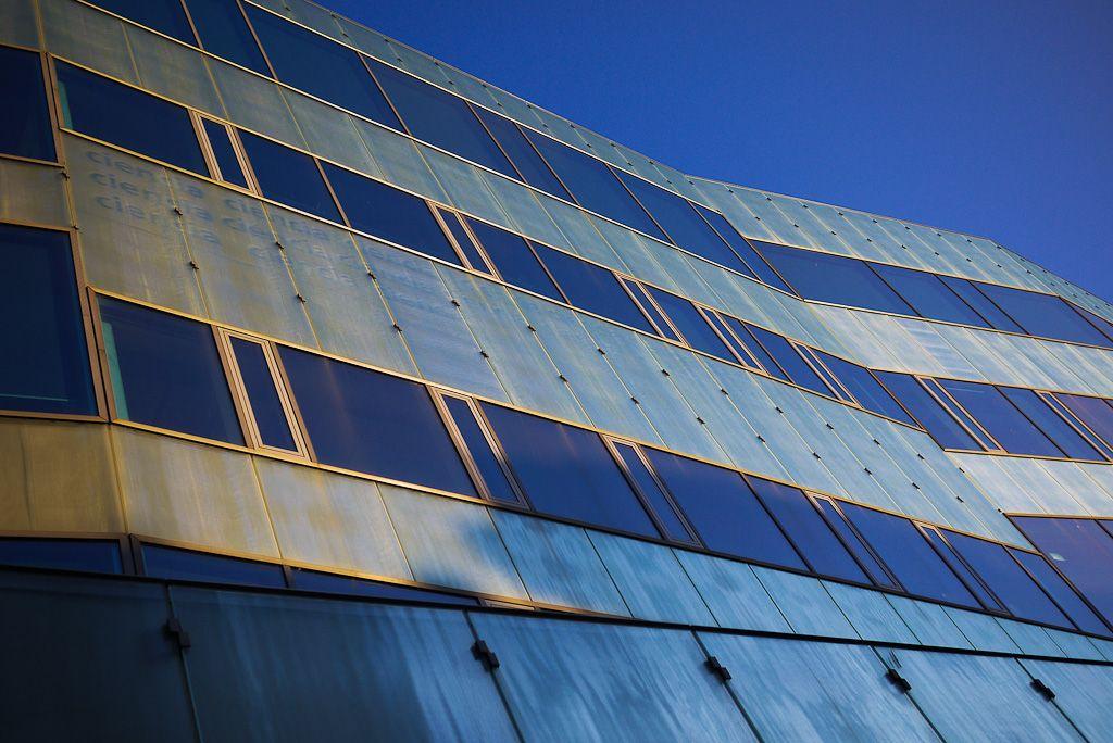 Malmö Högskola Orkanen by Håkan Dahlström