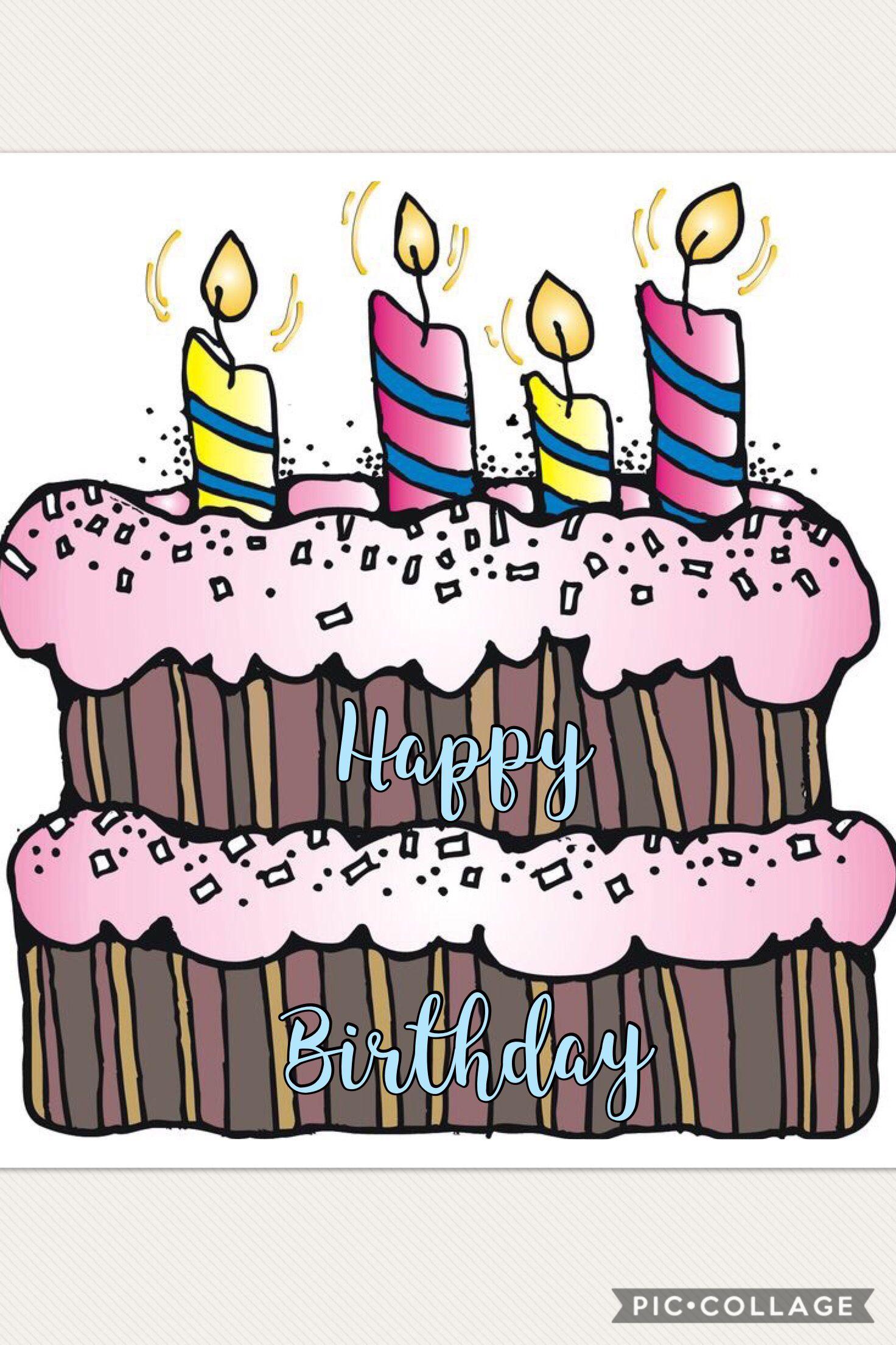 Pin by Renee Volker on Greetings | Happy birthday images, Happy birthday  fun, Birthday wishes