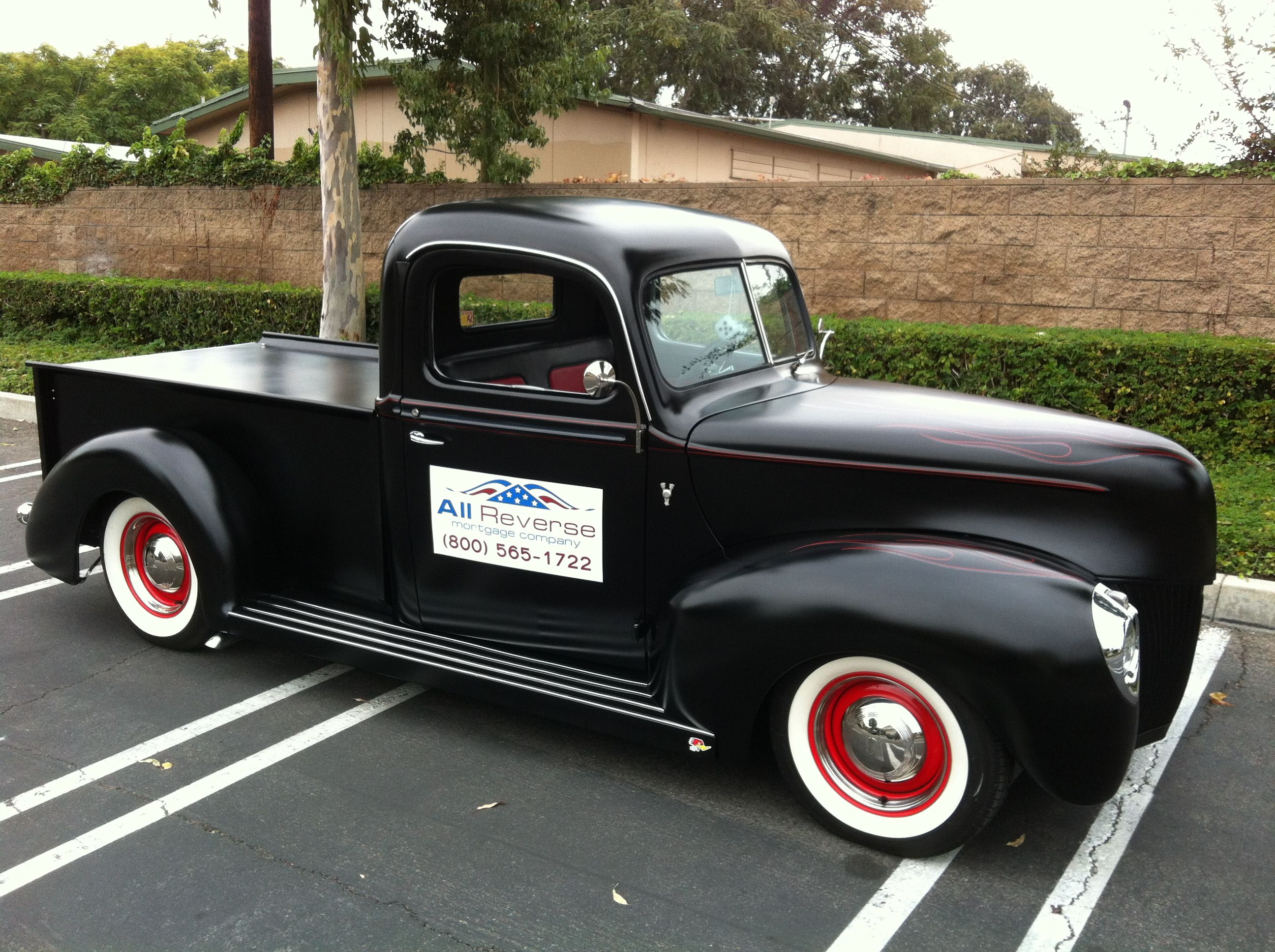 I so want an old classic truck for my business! | random findings ...
