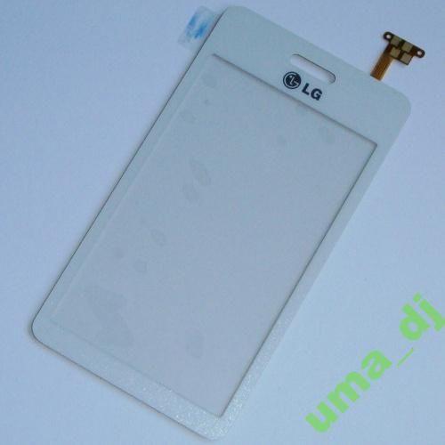Touch screen (Sensor) LG GD510 white original