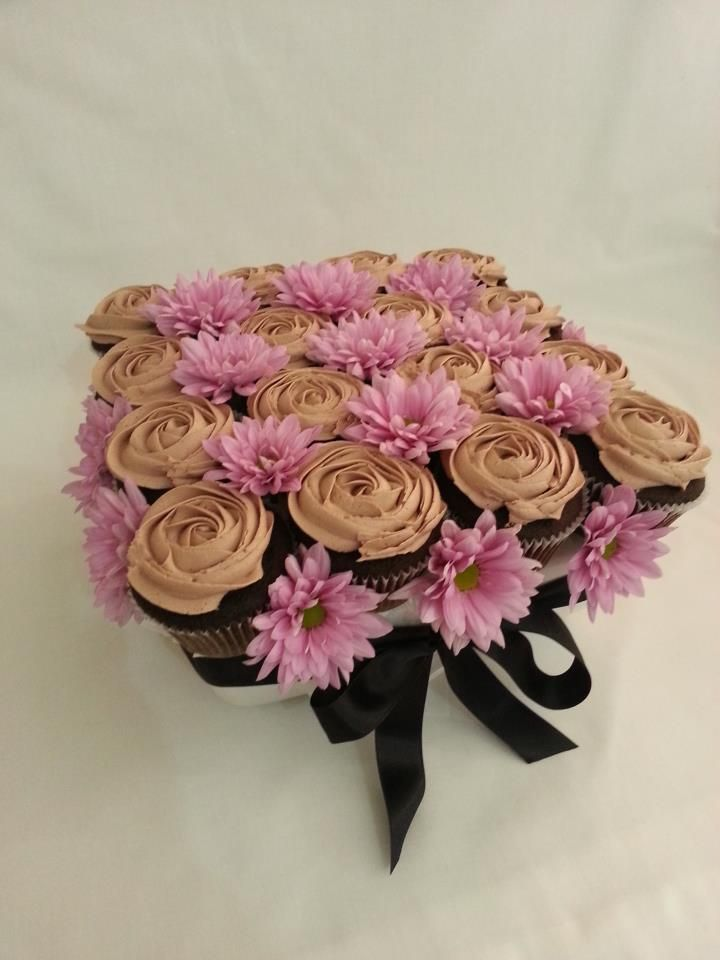 Cupcake bouquet a moment on the lips canberra
