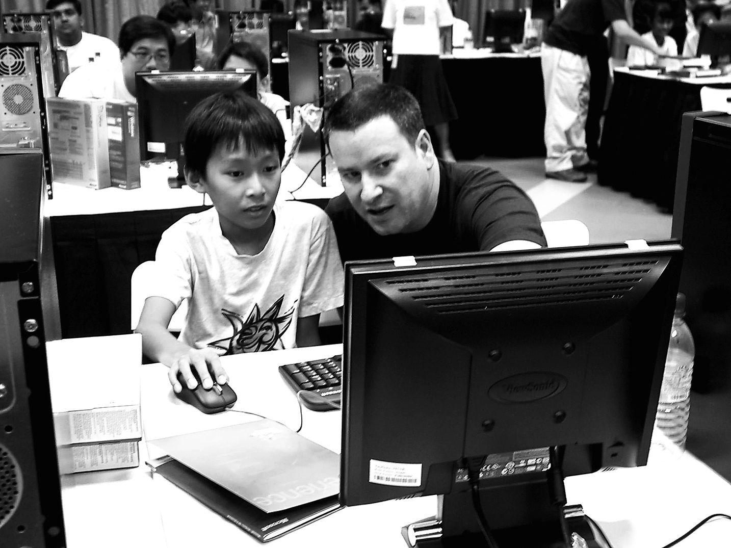 How to teach children computer programming computer