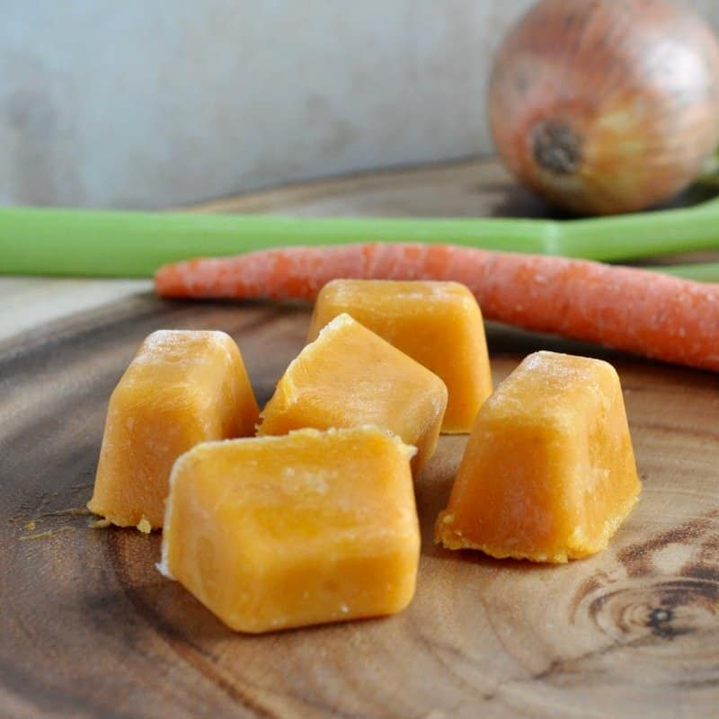 Homemade Bouillon Cubes Ditch the Toxic StoreBought