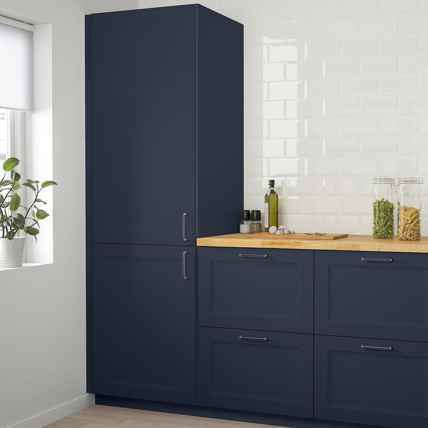 AXSTAD Cover panel - matte blue - IKEA in 2020 | Ikea ...