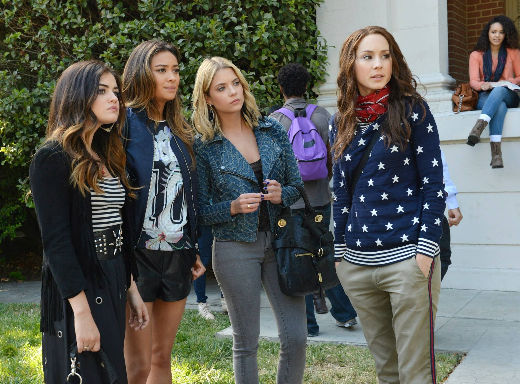 Pretty little liars Season 5 episode 5: