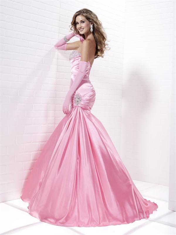 Vestidos rosas largos ¡Alternativas divinas! | 101 Vestidos de Moda ...