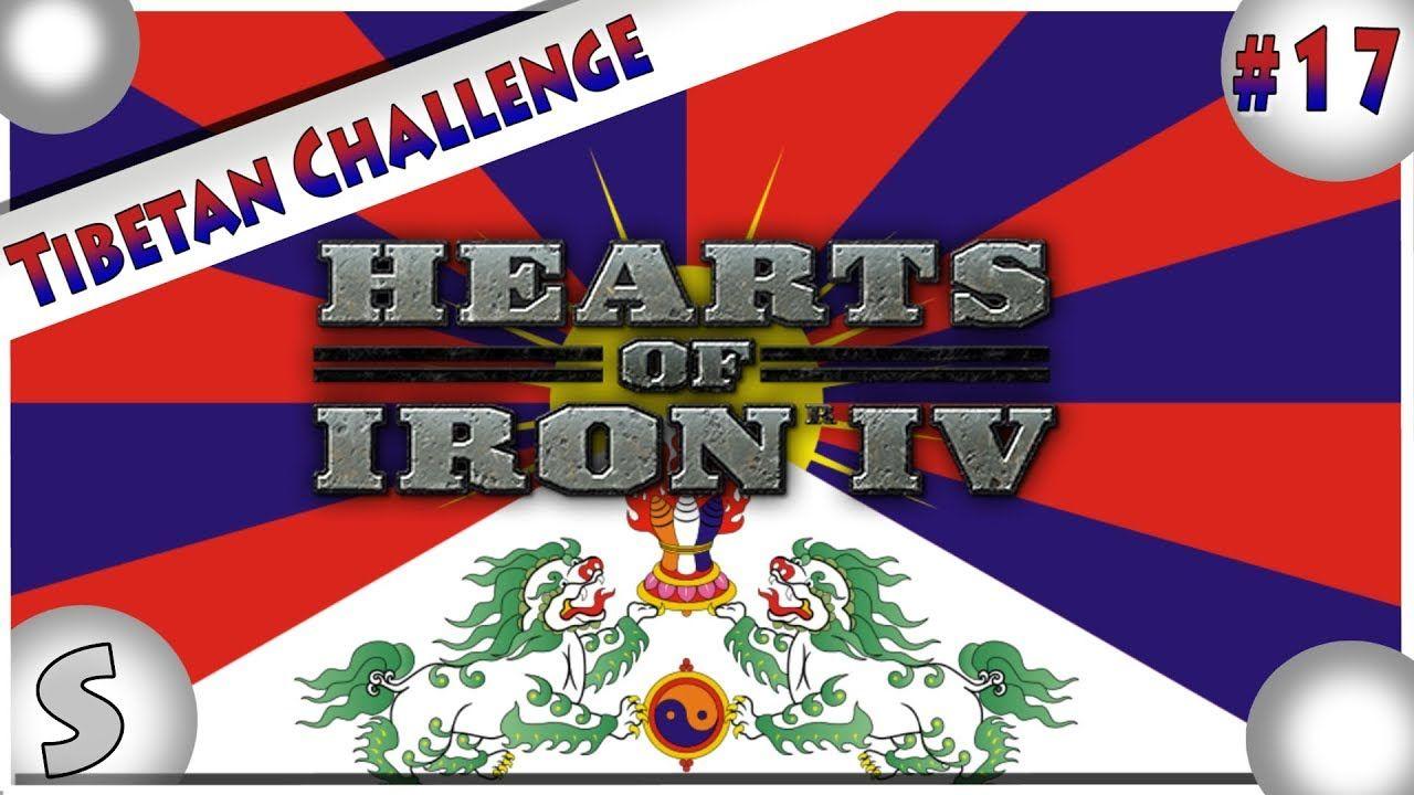Hearts Of Iron 4 Hoi4 The Tibeten Challenge 17 Hearts Of Iron Iv Heart Of Iron Challenges