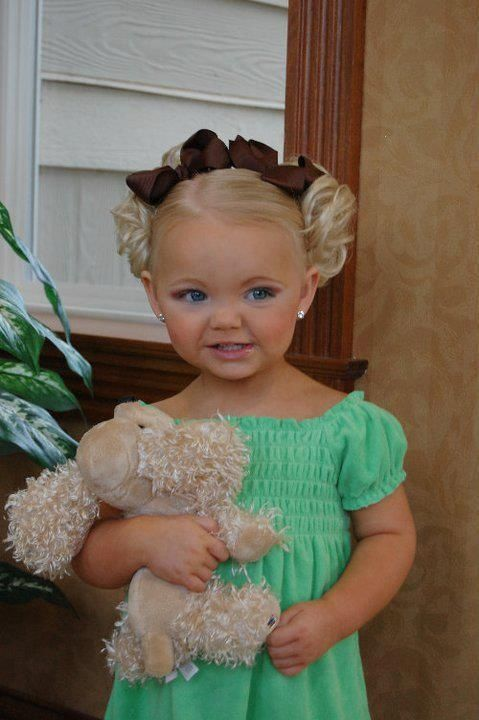 Addy hair | Pageant in 2019 | Baby pageant, Toddler pageant