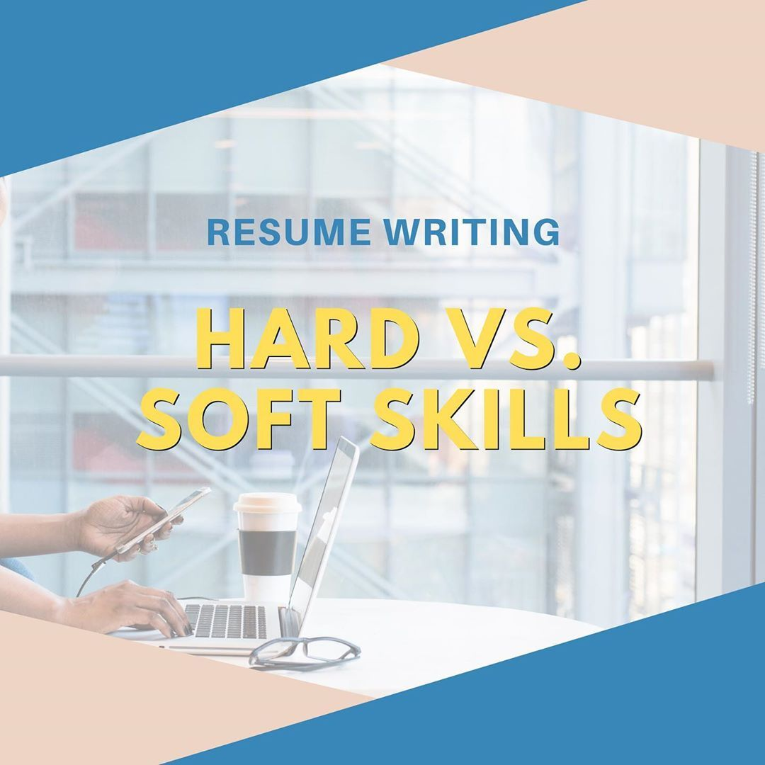 The Difference Between Hard Skills And Soft Skills Examples Of Both Types Of Skills And What Employers Are Loo Soft Skills Training Soft Skills Resume Skills