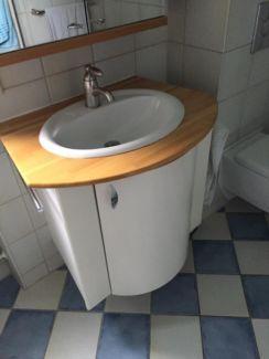 Keuco Sunday Badmöbel Waschtisch in Frankfurt (Main) - Eschersheim   Badezimmer Ausstattung und Möbel   eBay Kleinanzeigen