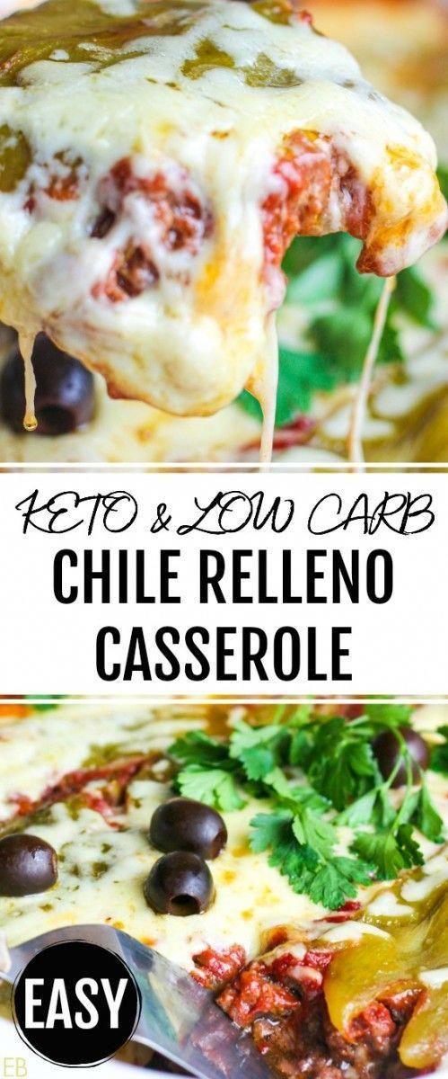 Photo of Keto Chile Relleno Auflauf – Low Carb, Paleo, GAPS – Essen Sie schön