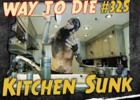 1000 ways to die games   Kitchen Sunk - 1000 Ways To Die Wiki
