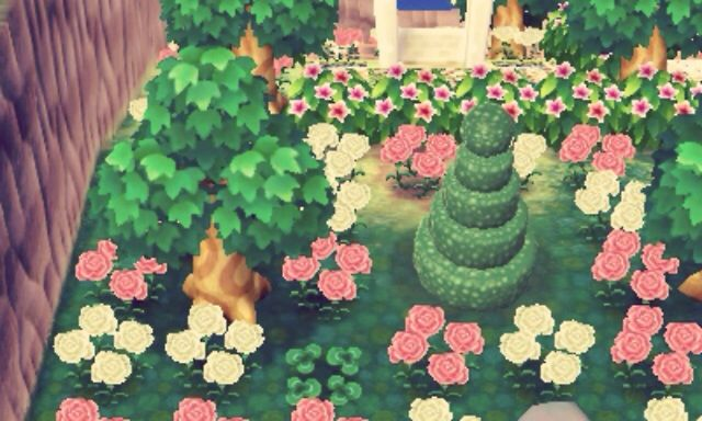 Landscaping Animal Crossing Acnl Art Art