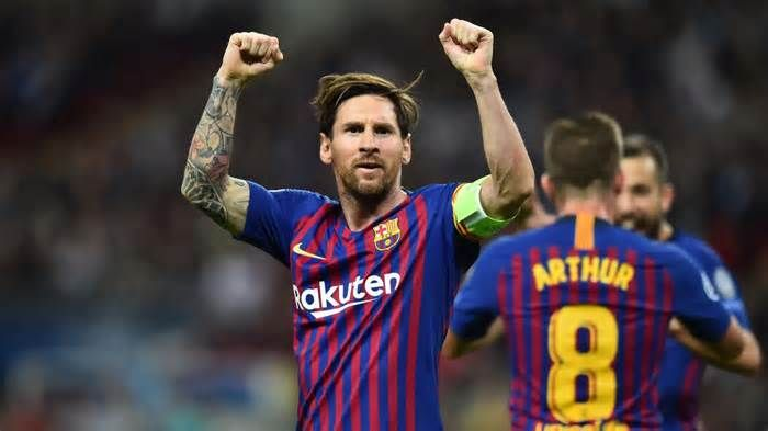 Latest News For Epl Transfer News Lionel Messi To Manchester United Man City Barcelona Adama Traore Real Madrid Cheslea Onana In 2020 Messi Lionel Messi Ronaldo