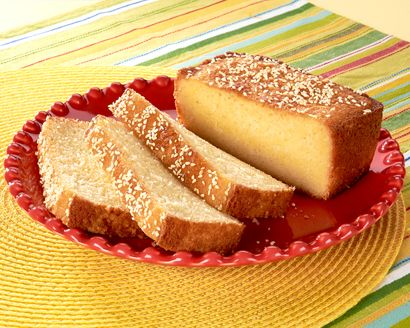 El Salvador Cheese Pound Cake (Quesadilla Salvadoreña) #elsalvadorfood