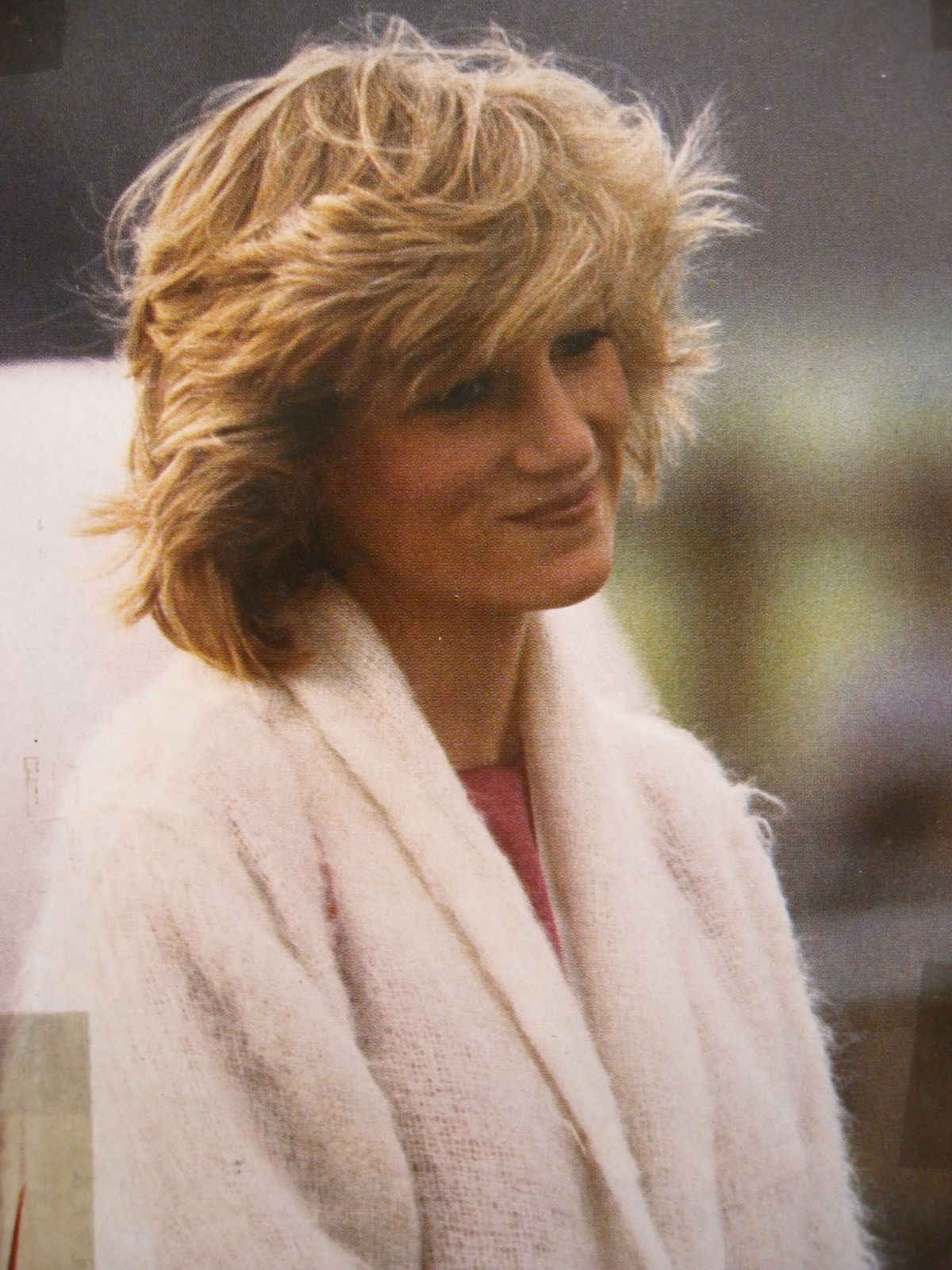 June 7, 1984: Princess Diana at the Smith's Lawn polo grounds in ...