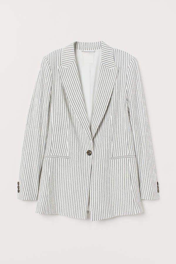 Single breasted Blazer | Blazer, Single breasted jacket