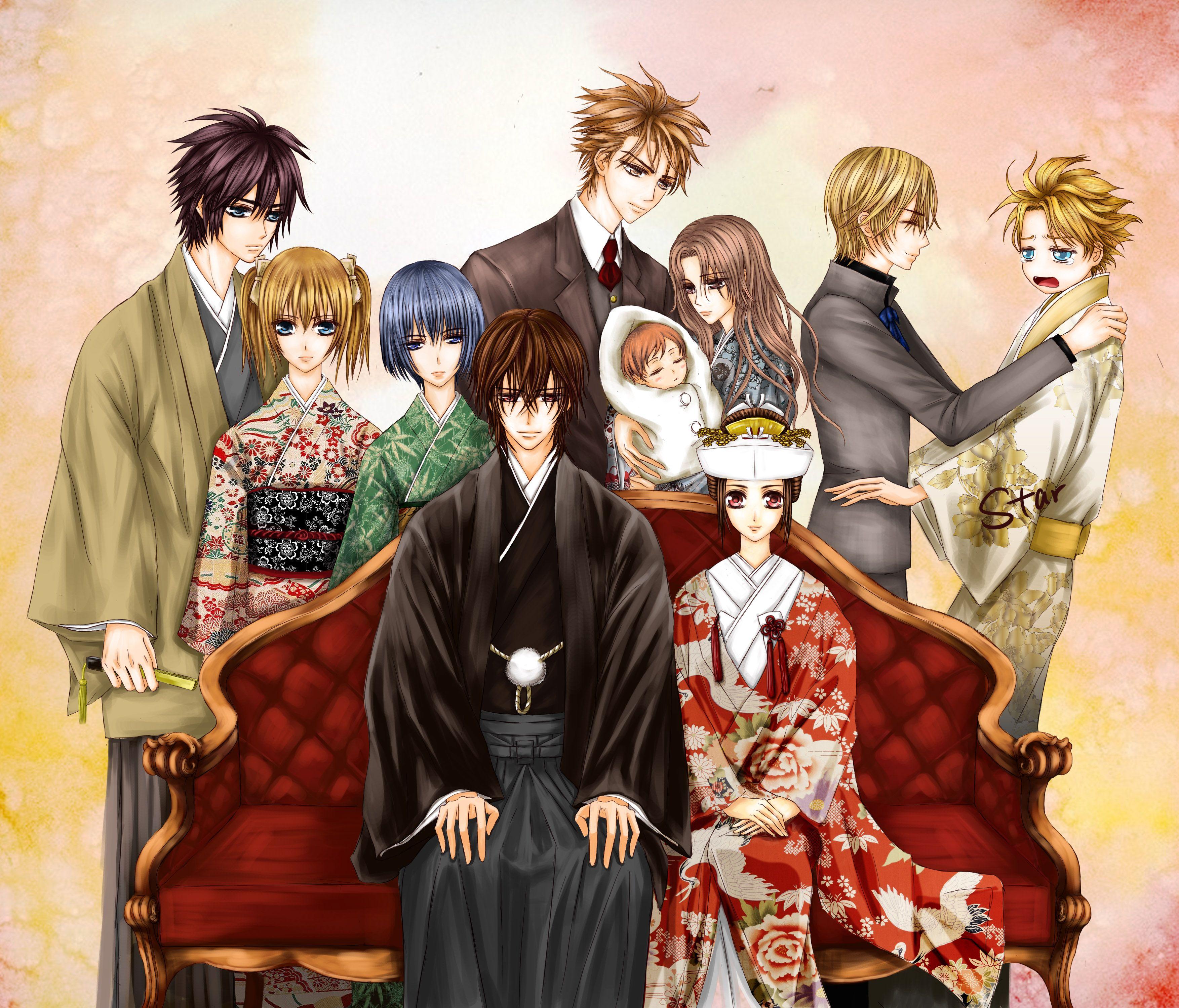 Anime & Manga Vampire knight yuki, Vampire knight kaname