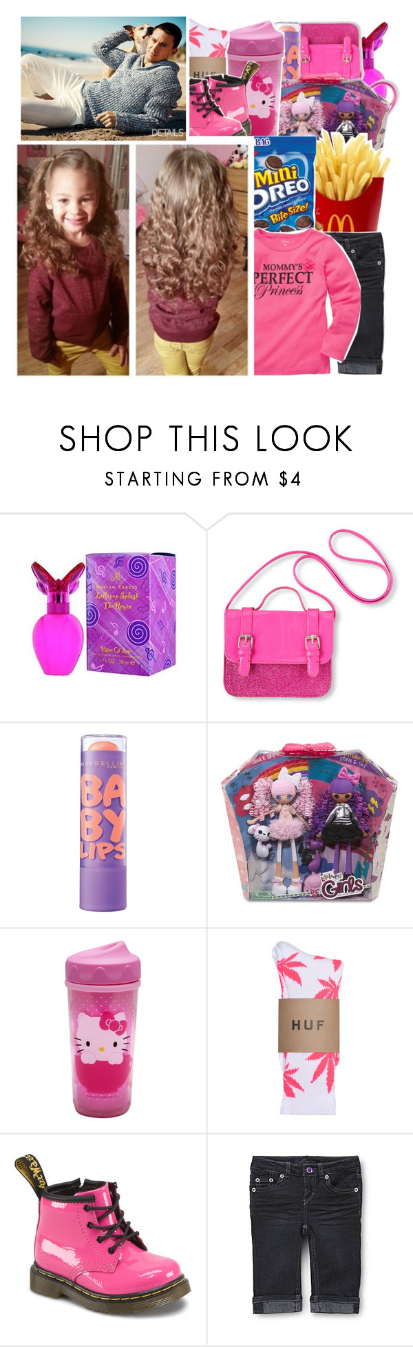 """{♡ Adding song lyrics later ♡}"" by florida-dreams ❤ liked on Polyvore featuring interior, interiors, interior design, home, home decor, interior decorating, Mariah Carey, Maybelline, Lalaloopsy and Hello Kitty"