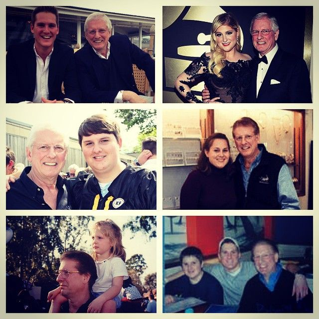 """""""Happy Birthday Gary Trainor. My best friend for 27 years and the best dad i could have hoped for, for our 3 kids. Thanks for letting me go to Nashville to…"""""""