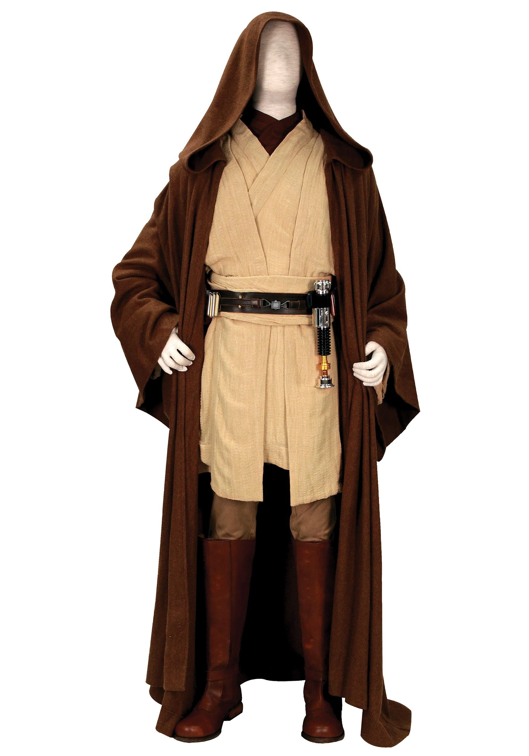 7a85106328 obi wan kenobi costume for Dave. maybe I can find a cloak pattern of some  sort