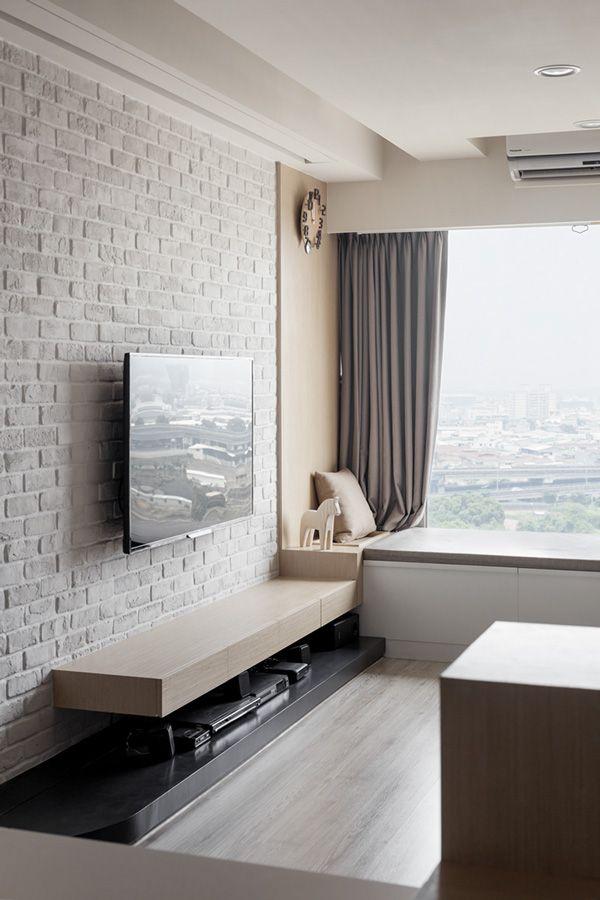 Tv Showcase Design Ideas For Living Room Decor 15524: Painéis De TV, Racks E Afins; Tv Stand; Tv Wall