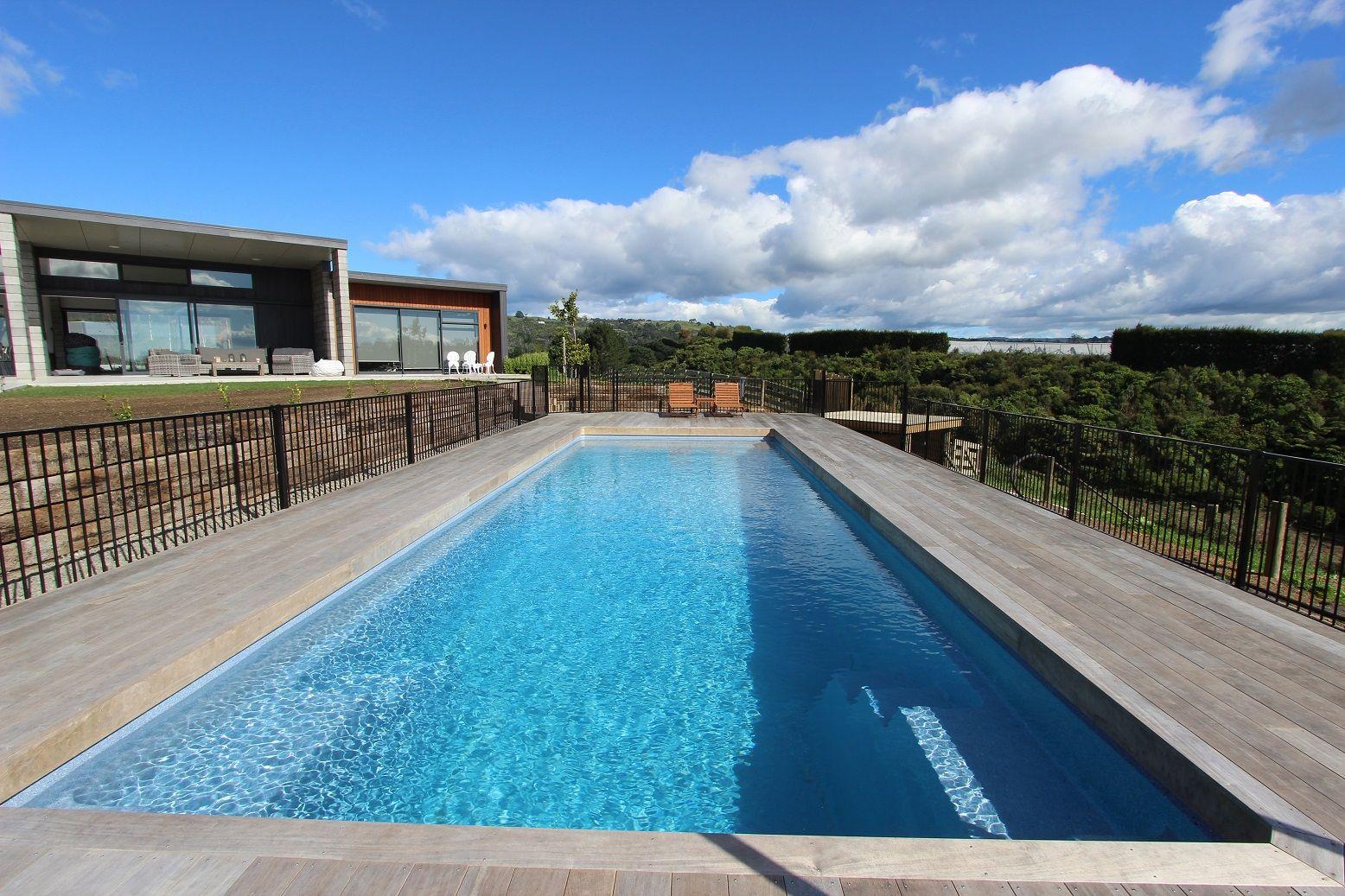 Madeira By Narellan Pools: Narellan Pools NZ - Grandeur