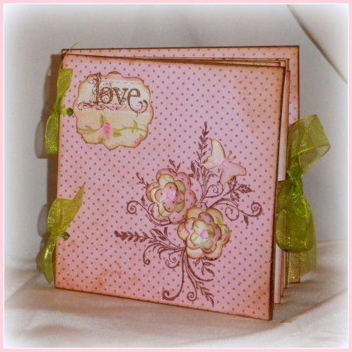 Mini Album St Valentin