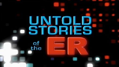 Untold Stories of the ER | Tv shows, Great tv shows, Cartoon tv shows