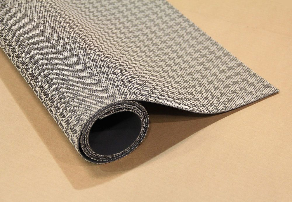 Chilewich Houndstooth 6 6 Quot X 4 6 Quot Textured Vinyl Mat