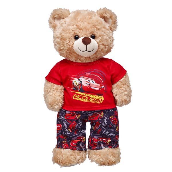 www.buildabear.co.uk shop store Disney-Pixar-Cars-Pyjamas-2-pc productId=prod12200023