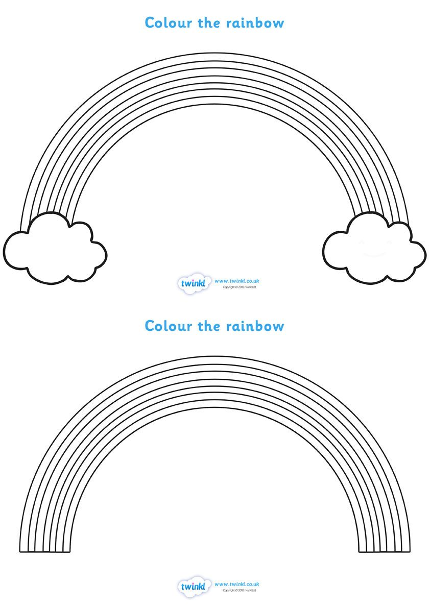 Twinkl Resources >> Color The Rainbow >> Classroom