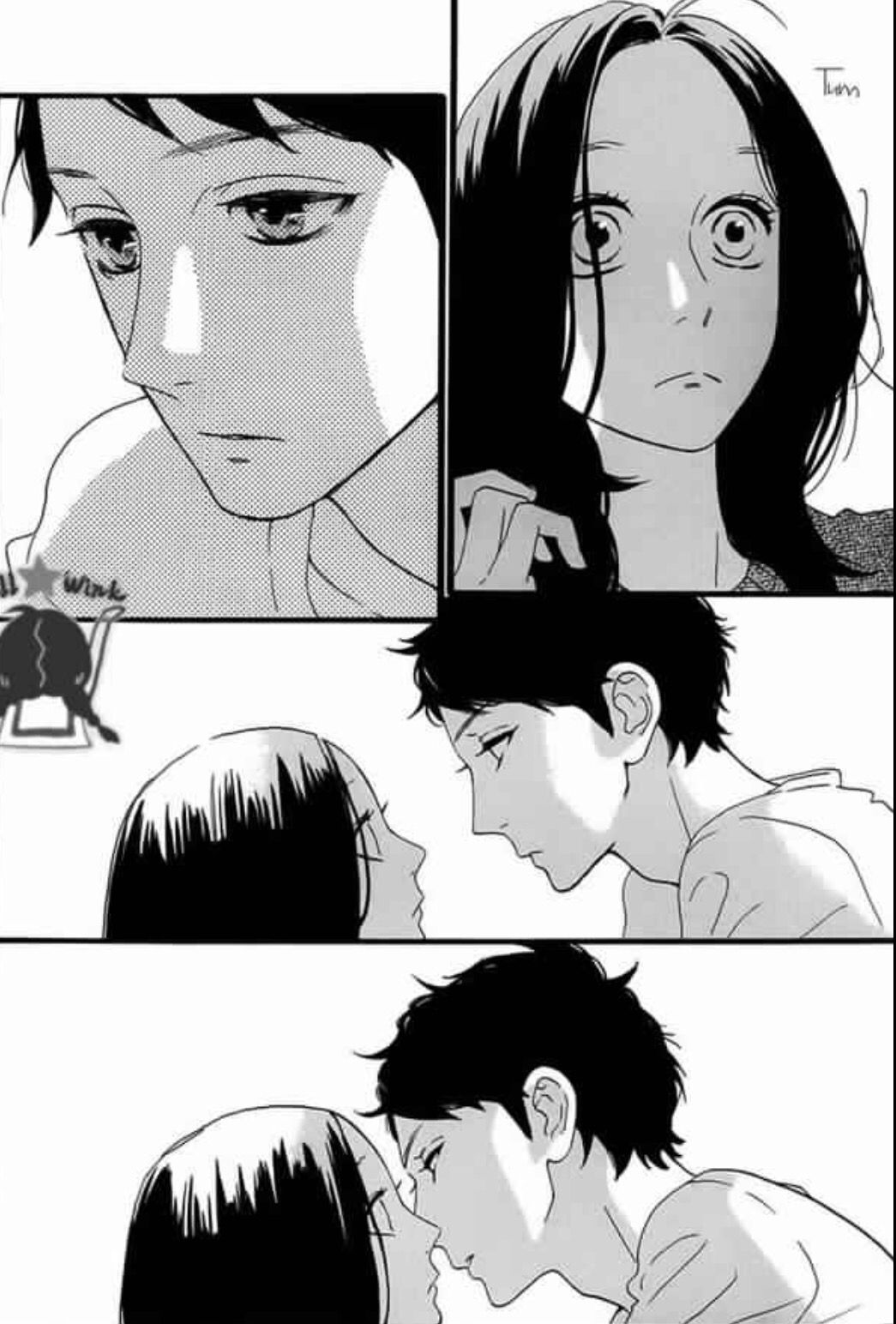 Shishio-Sensei Almost Kisses Suzume Hirunaka No Ryuusei -6779