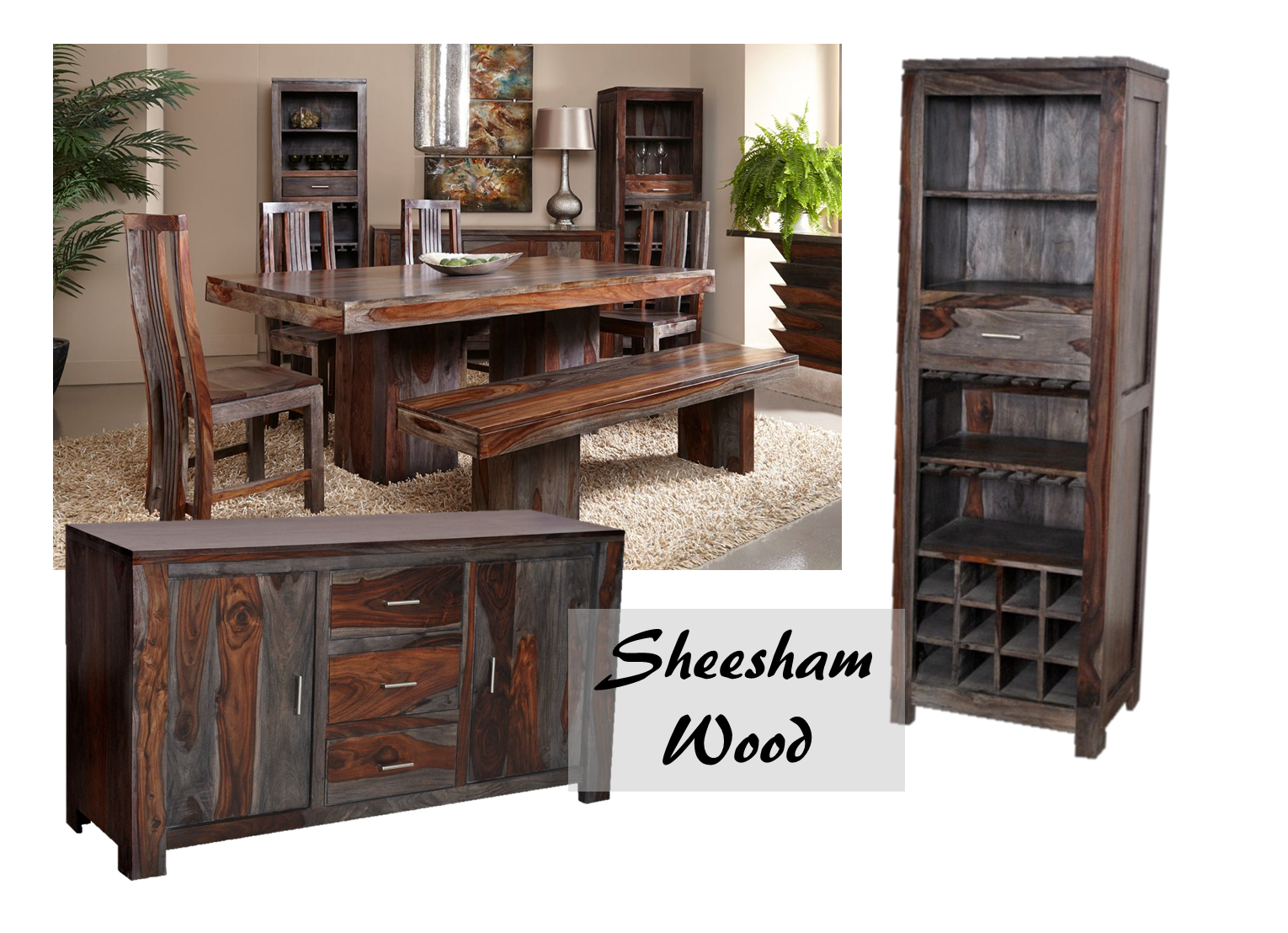 Amazing Grey Wash Sheesham Wood  This Wood Comes From The Himalayian Region Of  Northern India.