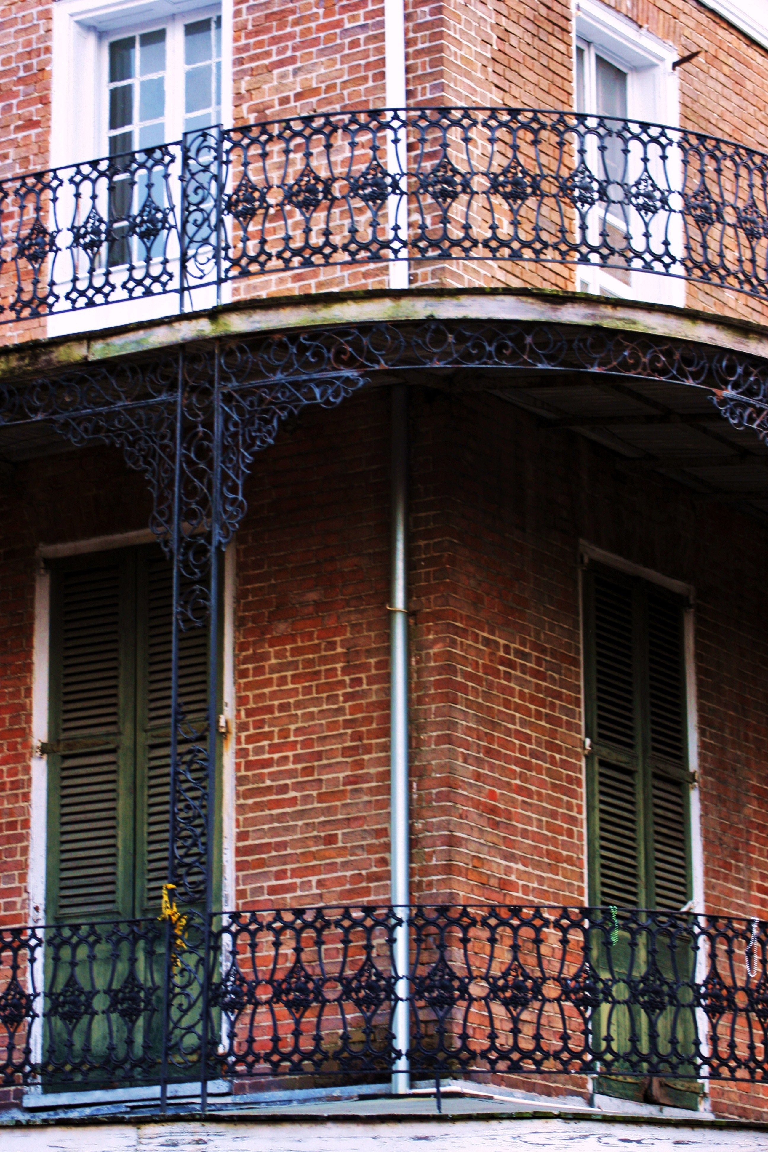 New Orleans balconies - French Quarter | French quarter ...