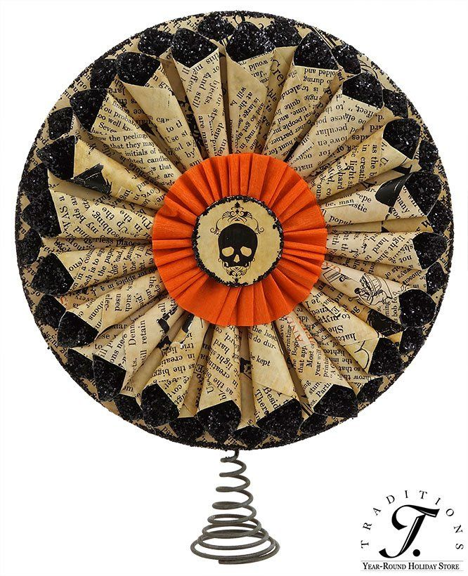 Vintage Halloween Decor! Traditions Year-Round Holiday Store boo - vintage halloween decorations