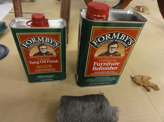 Formbyu0027s Furniture Refinishing Products