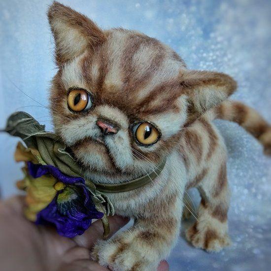 Red kitten by Dvoyninova Irina Kittens, Cats, Cats, kittens