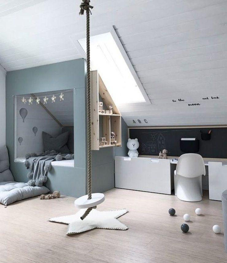 Mommo Design: DREAMY ATTIC ROOMS