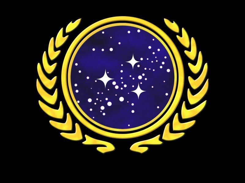 logo der ufp united federation of planets pinterest